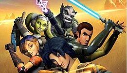 List Of Star Wars Rebels Characters Wikipedia