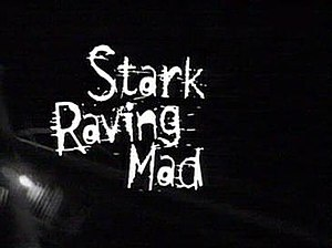 Stark Raving Mad (TV series) - Image: Stark raving mad tv titles