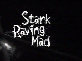 Stark Raving Mad (TV series) - Image: Stark raving mad tv titles