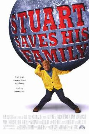 Stuart Saves His Family - Theatrical release poster