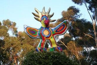 Stuart Collection - Image: Sun God UC San Diego