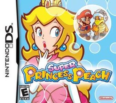Picture of a game: Super Princess Peach