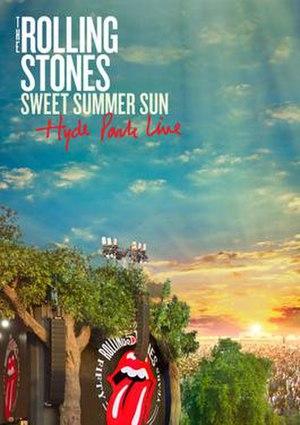 Hyde Park Live - Image: Sweet Summer Sun Hyde Park Live