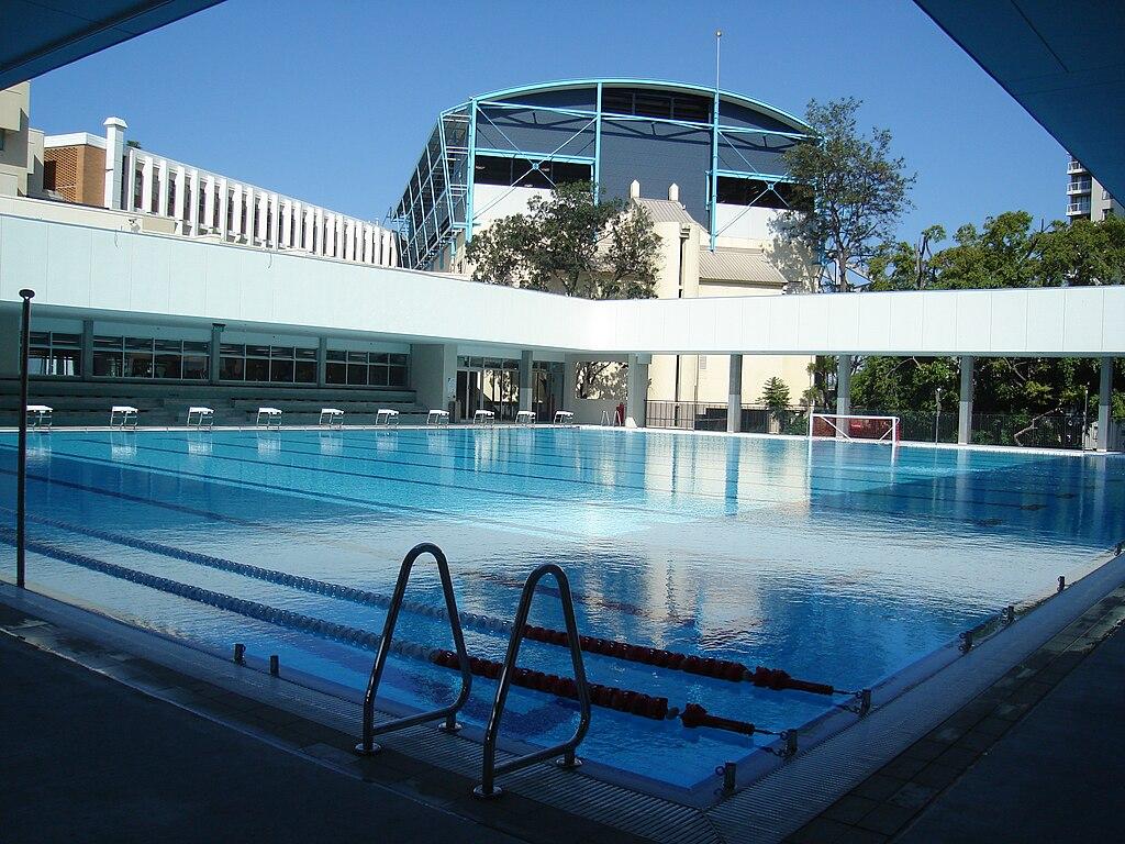 File Swimming Pool Consilo Aquatic Centre Brisbane 2007