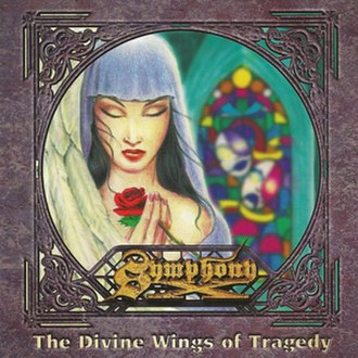 The Divine Wings of Tragedy - Image: Symphony X The Divine Wings Of Tragedy