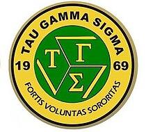 Tau Gamma Sigma Wikipedia