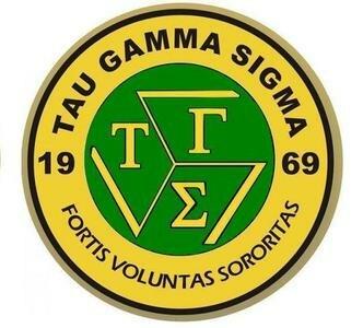Tau Gamma Sigma Emblem