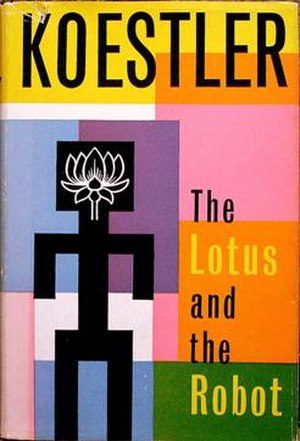 The Lotus and the Robot - First US edition (publ. Macmillan)