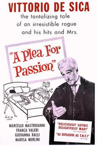 The Bigamist (1956 film) - Film poster