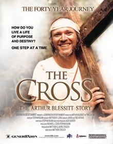 The Cross: 38,102 miles. 38 years. 1 mission. by Blessitt, Arthur ACCPTABLE PB