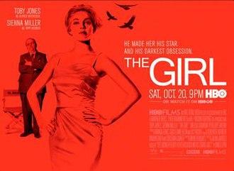The Girl (2012 TV film) - Quad poster