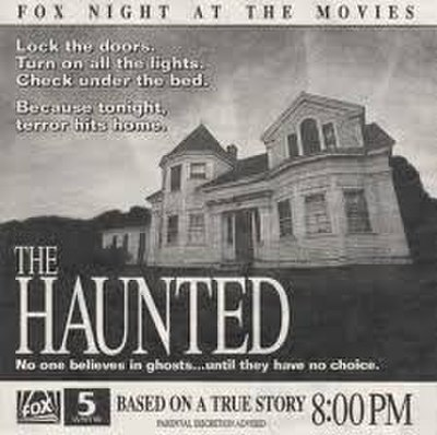 Picture of a movie: The Haunted