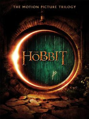 The Hobbit (film series) - Cover of The Hobbit: The Motion Picture Trilogy