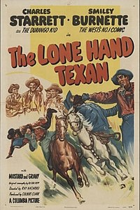 The Lone Hand Texan