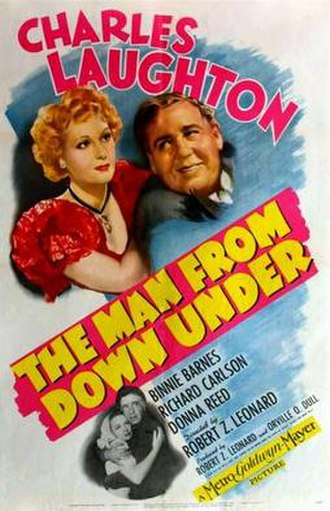 The Man from Down Under - Image: The Man from Down Under