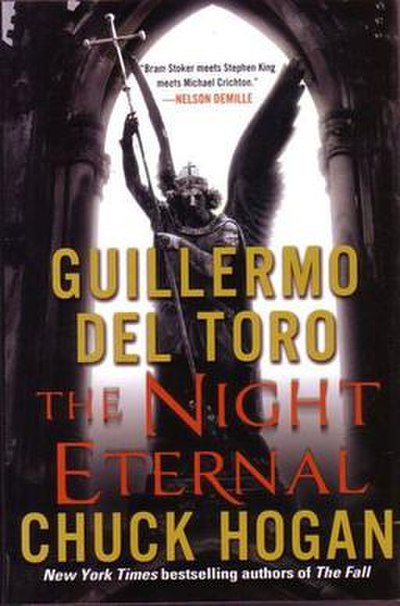 Picture of a book: The Night Eternal