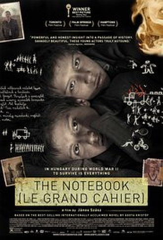 The Notebook (2013 Hungarian film) - Film poster