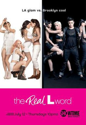 The Real L Word - Official promotional poster for Season Three