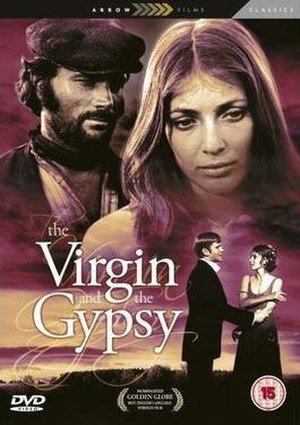 The Virgin and the Gypsy (film) - DVD cover