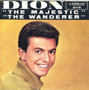 The Wanderer (Dion song) - Image: The Wanderer