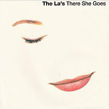 There She Goes by The La's 1990 reissue.jpg