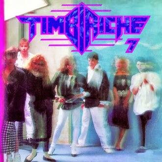 Timbiriche VII - Image: Timbiriche 7