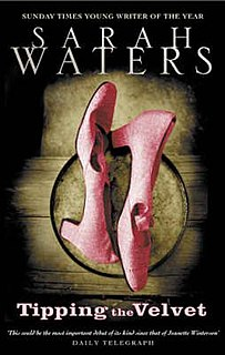 <i>Tipping the Velvet</i> book by Sarah Waters