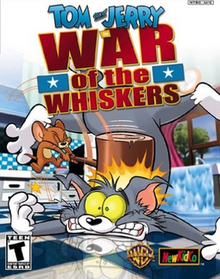 2b9bf6f44263 Tom and Jerry in War of the Whiskers - Wikipedia