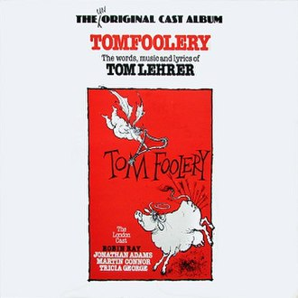 Tomfoolery - Original London Cast Recording