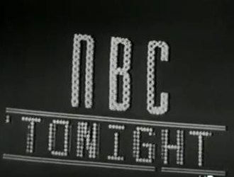 Tonight Starring Steve Allen - Image: Tonight with Steve Allen