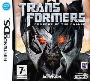 Transformers Revenge of the Fallen: Decepticons - Image: Transformers Revenge of the Fallen Decepticons
