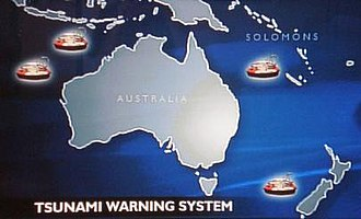 2007 Solomon Islands earthquake - Tsunami warning buoys to be deployed by the Australian Government