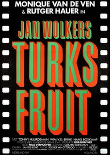 <i>Turkish Delight</i> (1973 film) 1973 Dutch film directed by Paul Verhoeven