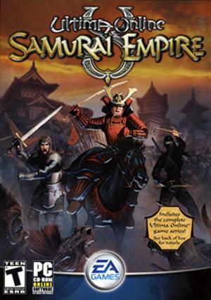 Ultima Online: Samurai Empire - Image: Ultima Online Samurai Empire Coverart