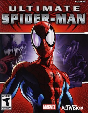 Ultimate Spider-Man (video game) - Image: Ultimate Spider Man boxart