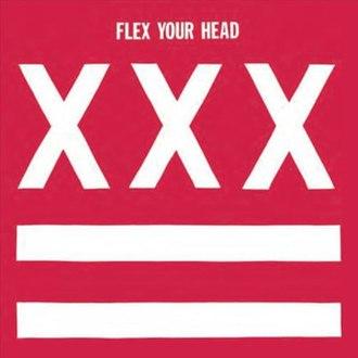 Flex Your Head - Image: VA Flex Your Head LP altcover 2
