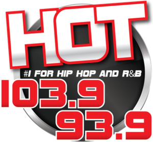 WHXT - Image: WHXT WSCZ Hot 103.9 93.9 logo