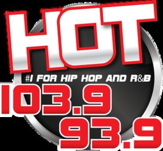 WSCZ - Image: WHXT WSCZ Hot 103.9 93.9 logo