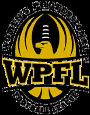 Women's Professional Football League - Image: WPFL logo