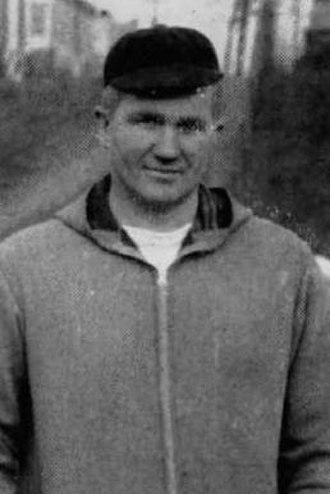 Wade Woodworth - Woodworth pictured in The Cincinnatian 1938, Cincinnati yearbook