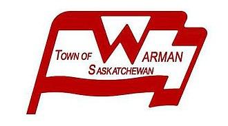 Warman, Saskatchewan - Image: Warman Saskatchewan Municipal Logo