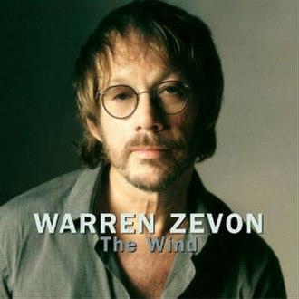 The Wind (Warren Zevon album) - Image: Warren Zevon The Wind