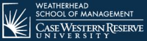 Weatherhead School of Management - Weatherhead School logo