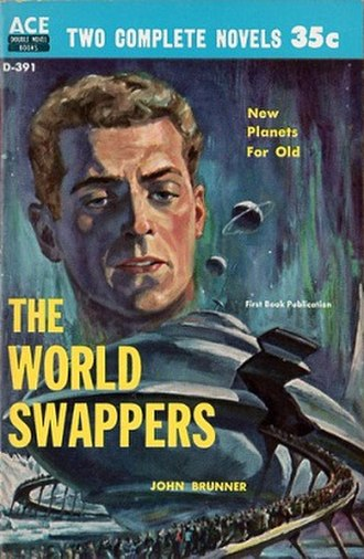 The World Swappers - Cover of the first edition