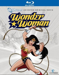 <i>Wonder Woman</i> (2009 film) 2009 film directed by Lauren Montgomery