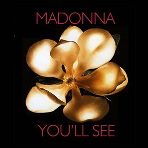 You'll See - Image: You'll See Madonna
