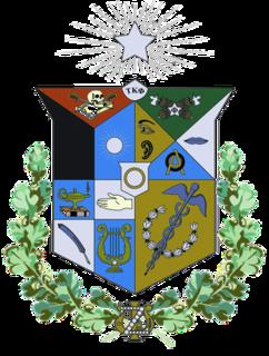 Zeta Psi North American collegiate fraternity