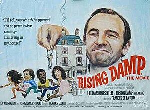 """Rising Damp (film) - Image: """"Rising Damp"""" (film)"""
