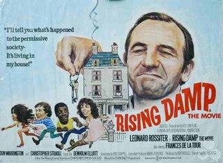 <i>Rising Damp</i> (film) 1980 British film