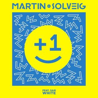+1 (song) - Image: +1 Martin Solveig
